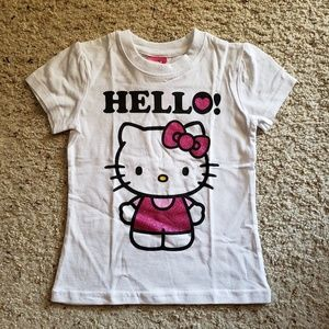 Hello Kitty girls shirt